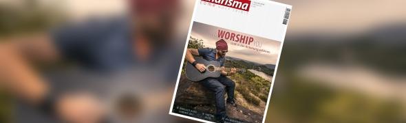 Charisma 183: WE WORSHIP YOU – Gott in der Anbetung erfahren