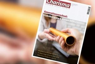 Charisma 191: Generationswechsel: Stabübergabe und Vermächtnis