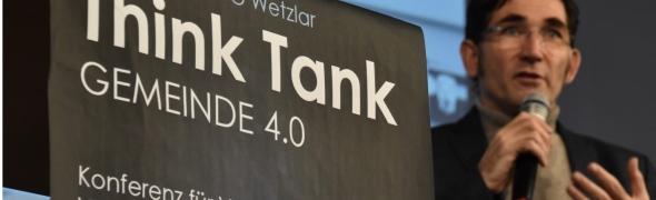 Think Tank Gemeinde 4.0: Kirchengemeinde der Zukunft gestalten