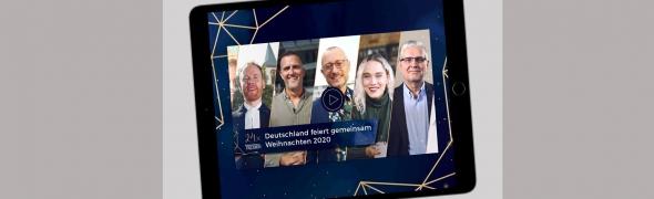 """Deutschlandweite Aktion """"24x Weihnachten neu erleben"""""""